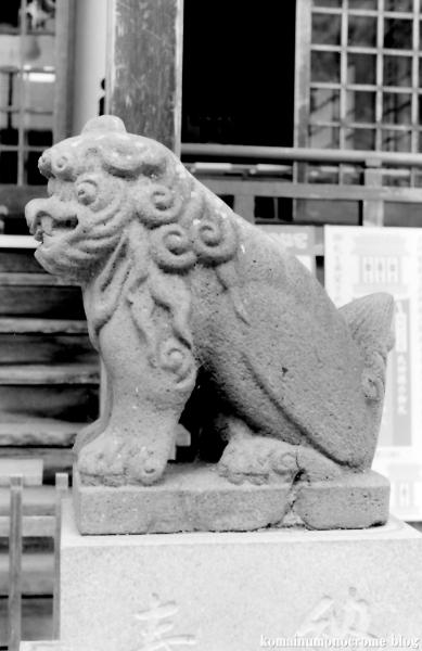 青麻神社 (仙台市宮城野区岩切字青麻沢)11