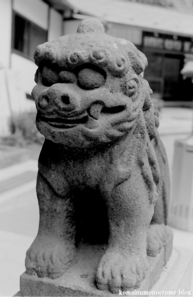 青麻神社 (仙台市宮城野区岩切字青麻沢)12