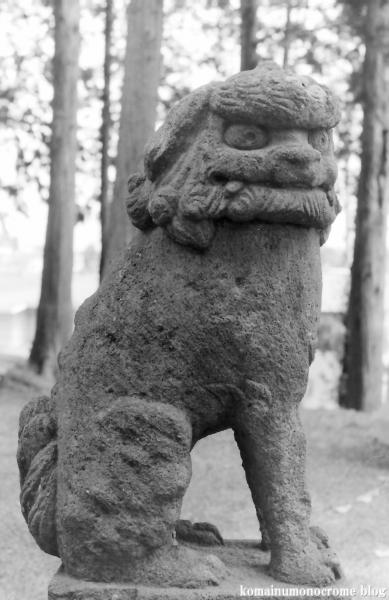 浮島神社 (多賀城市浮島)1