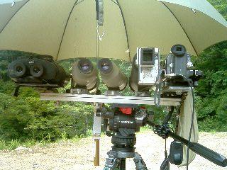 0406撮影定点装備
