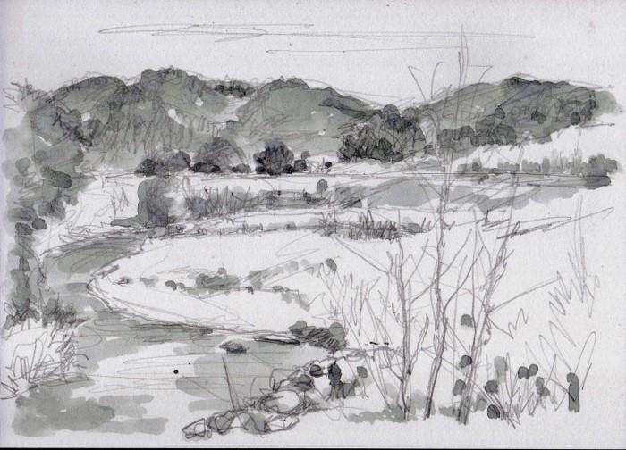 篠山川 グリザイユ (700x504)