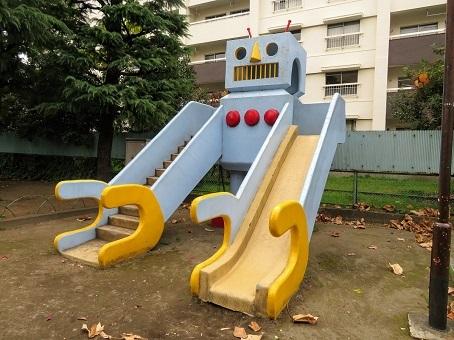 王子六丁目児童遊園2