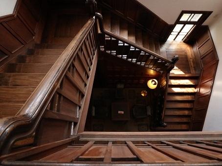 旧石川組製糸西洋館16
