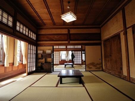 旧石川組製糸西洋館24
