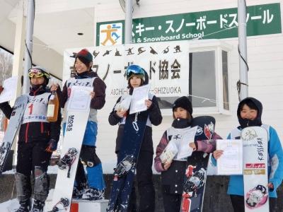 さくらちゃんロイヒ5位入賞