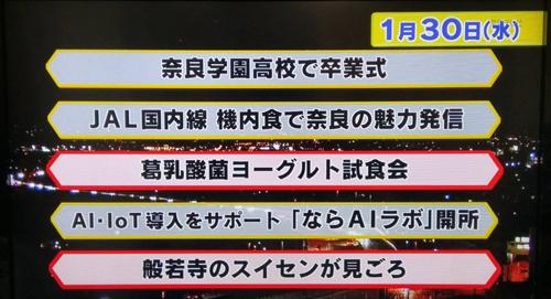 2019013001葛乳酸菌豆乳ヨーグルト種菌セット奈良テレビゆうドキ