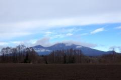 12月9日の浅間山