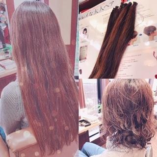 池本髪の毛