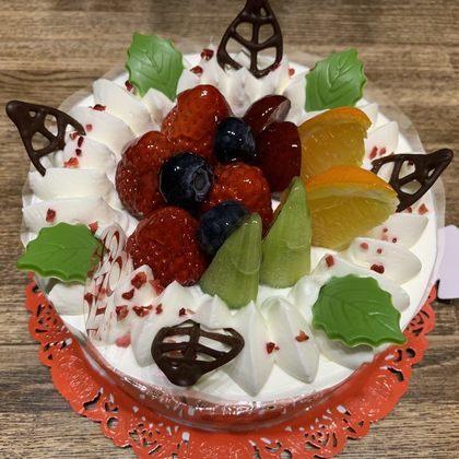 卒業おめでとうのケーキ