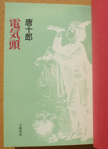 唐十郎 電気頭 02