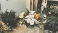 結婚式のお祝いアレンジメント 秋冬