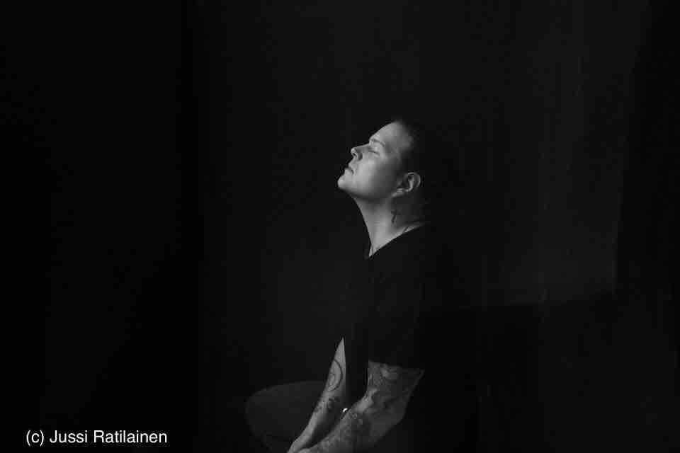 Swallow the Sun/Jaani Peuhuが...