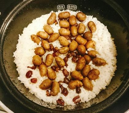 味吉陽一特製山の幸の混ぜご飯8