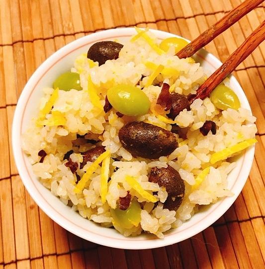 味吉陽一特製山の幸の混ぜご飯12