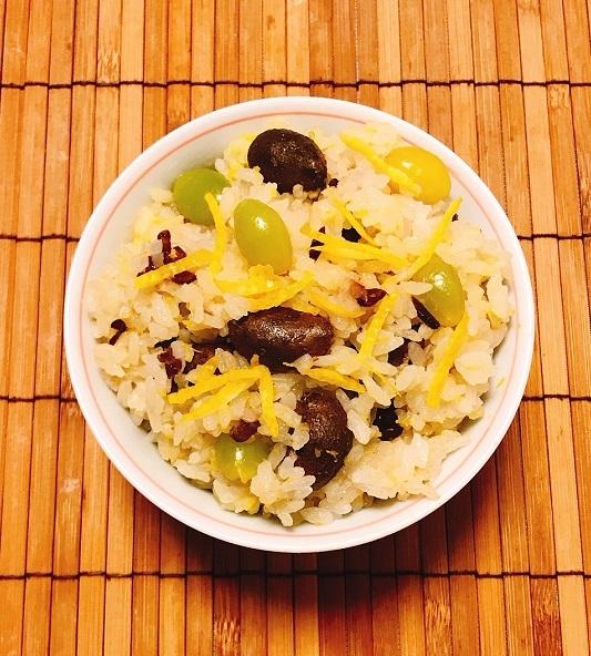 味吉陽一特製山の幸の混ぜご飯10