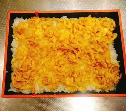 ふわふわ卵の鶏カツ弁当21
