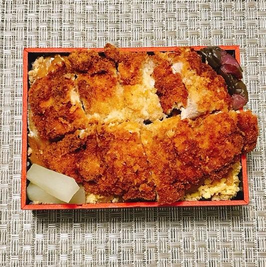 ふわふわ卵の鶏カツ弁当24