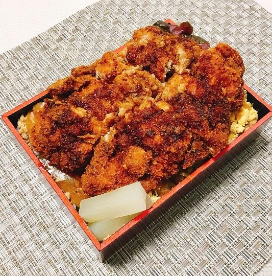 ふわふわ卵の鶏カツ弁当26