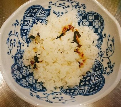 親子丼風お茶漬け3