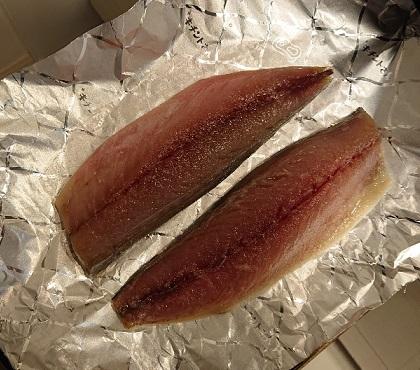 手押し焼き鯖寿し6