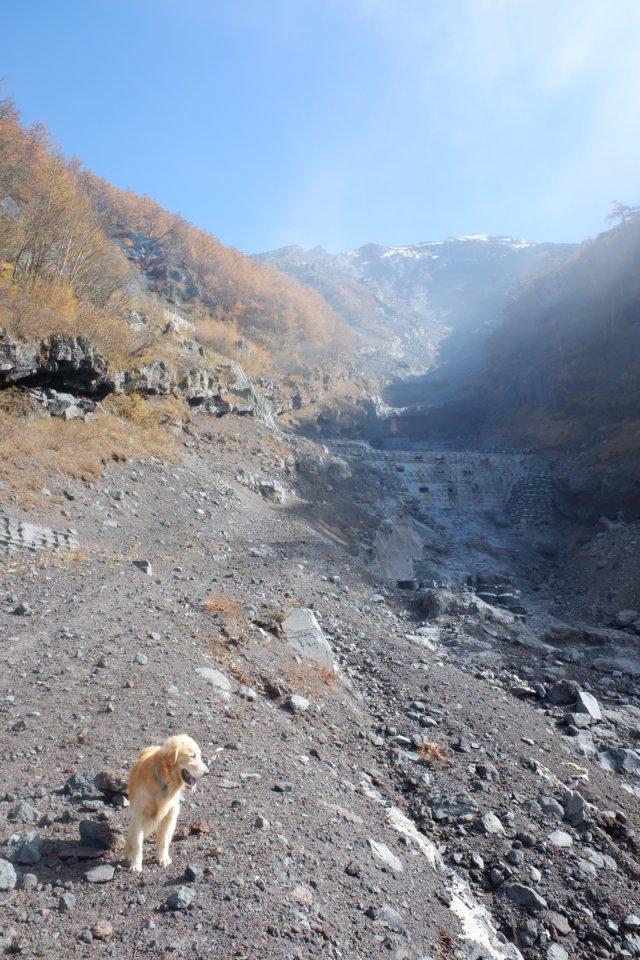 富士山御中道 2018.11.2~3 306