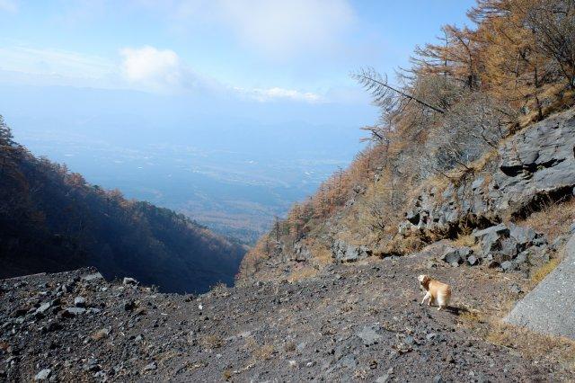 富士山御中道 2018.11.2~3 309