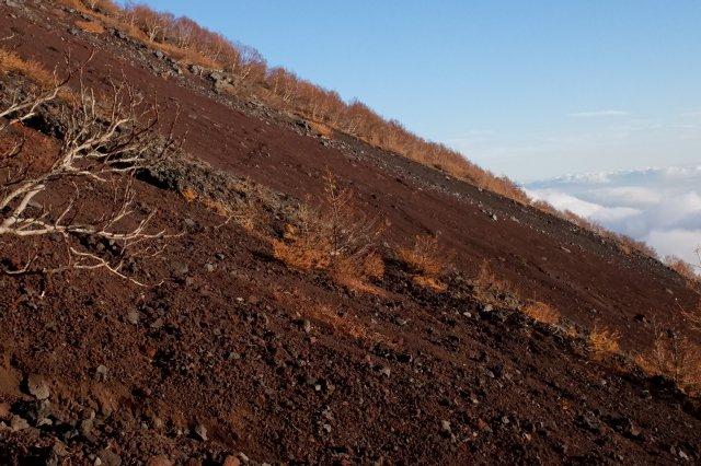 富士山御中道 2018.11.2~3 485