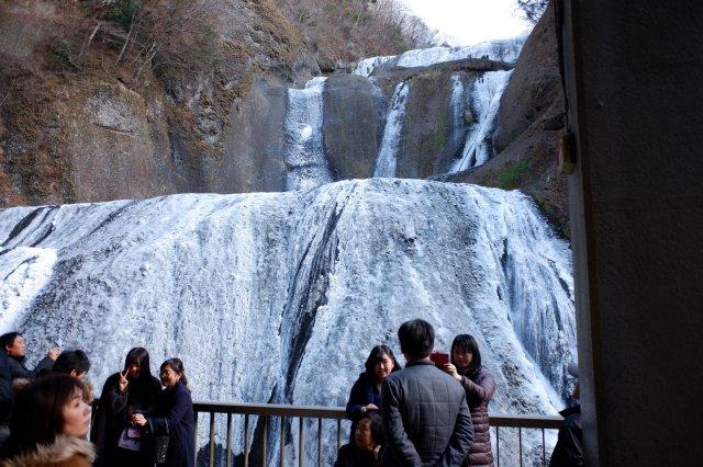 袋田の滝2019.1.2 020