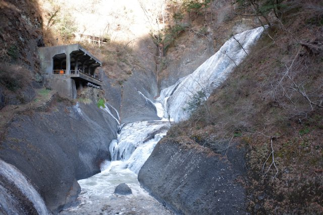 袋田の滝2019.1.2 027