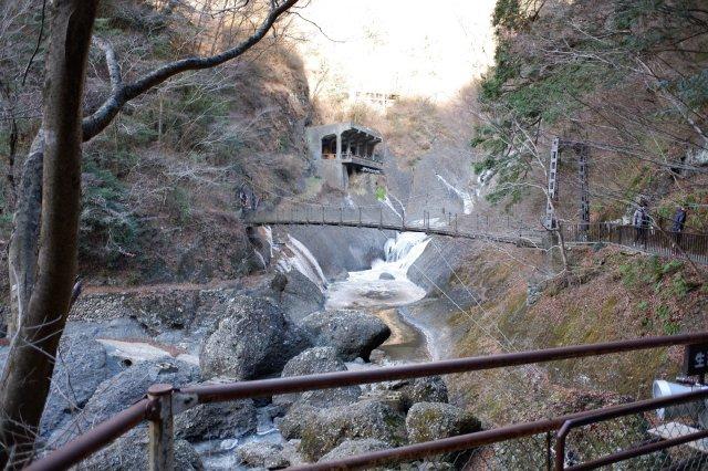 袋田の滝2019.1.2 030