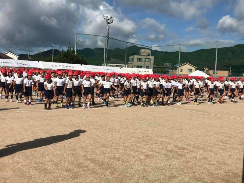 大歳小学校の運動会
