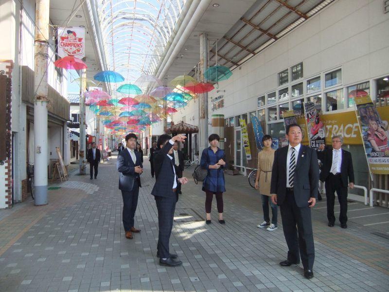 行政視察レポート~油津商店街の活性化の取り組みについて(宮崎県日南市)
