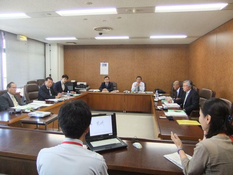 行政視察レポート~PR推進事業について(宮崎県都城市)