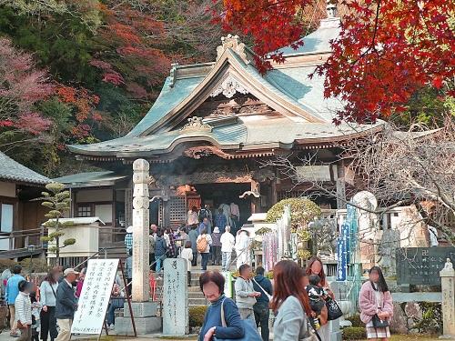 大窪寺本堂