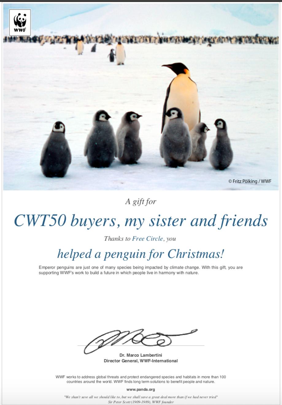 CWT50 ending