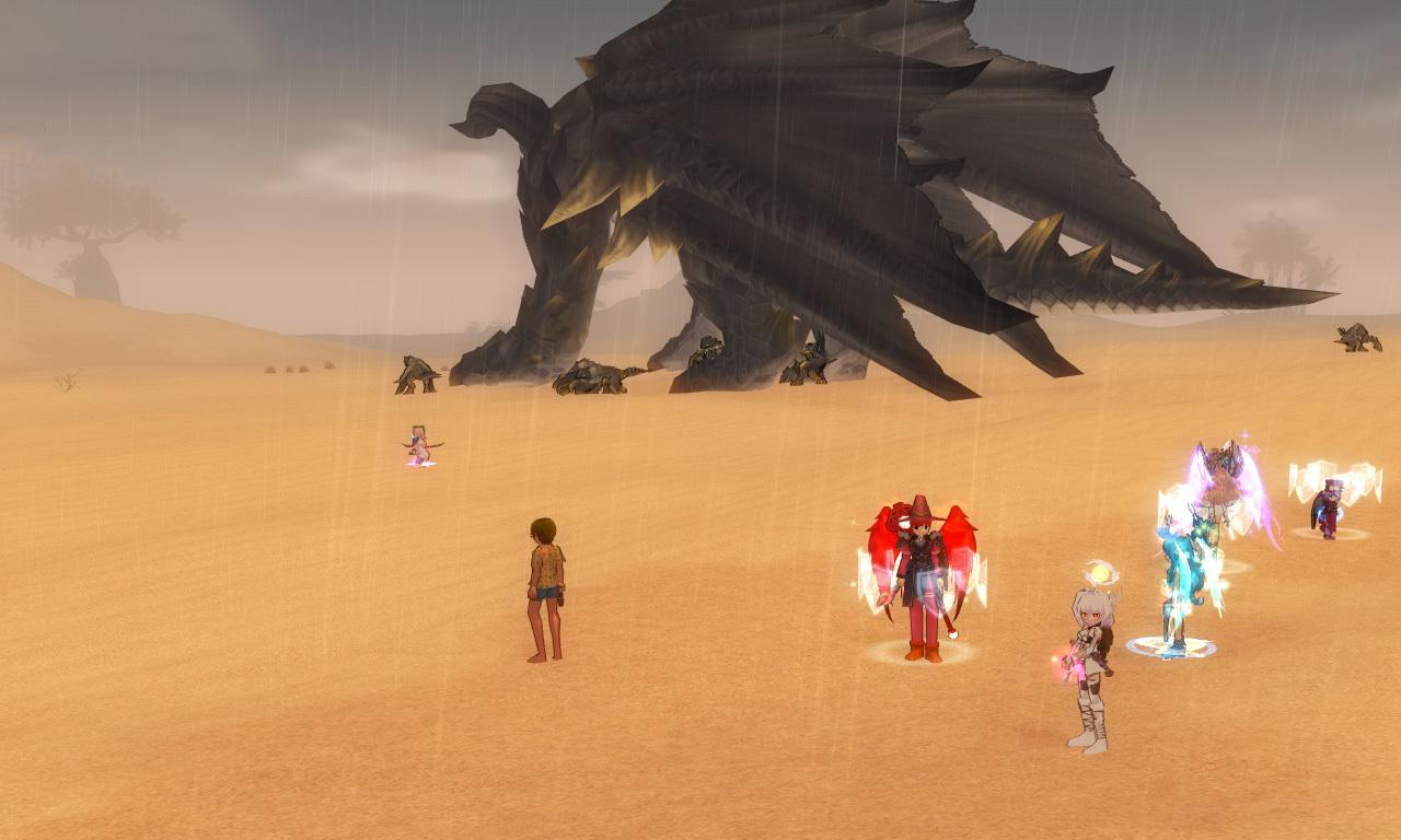ブラックドラゴン退治・チェイサーズ2