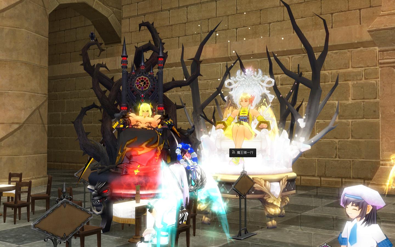 10月6日の王宮パーティー