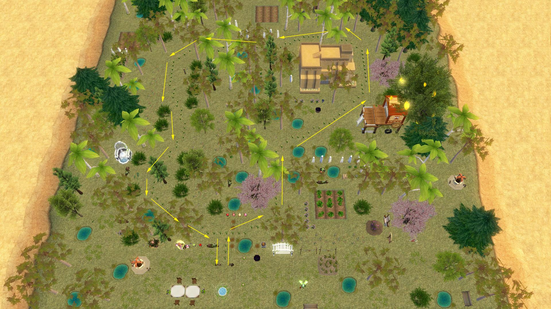 ウッドオウル農場2