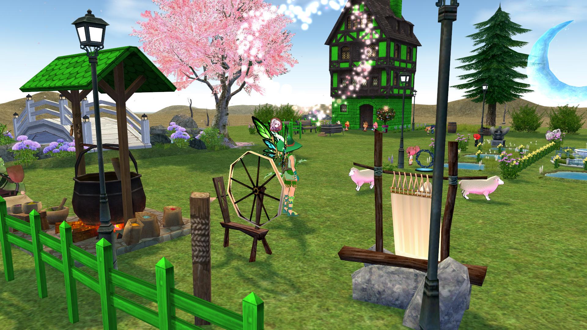 ヴェルヌの浪漫農場3