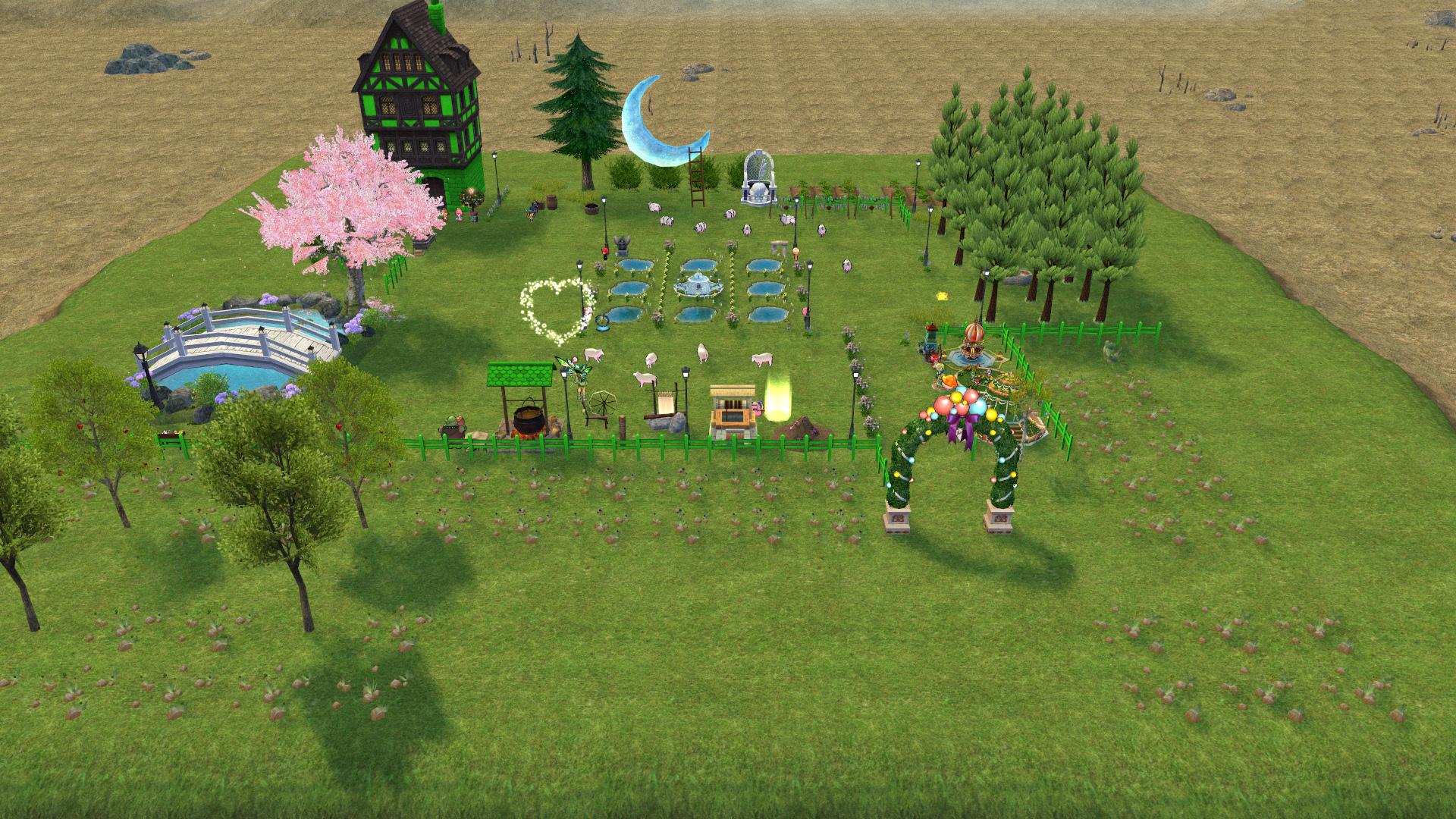ヴェルヌの浪漫農場4