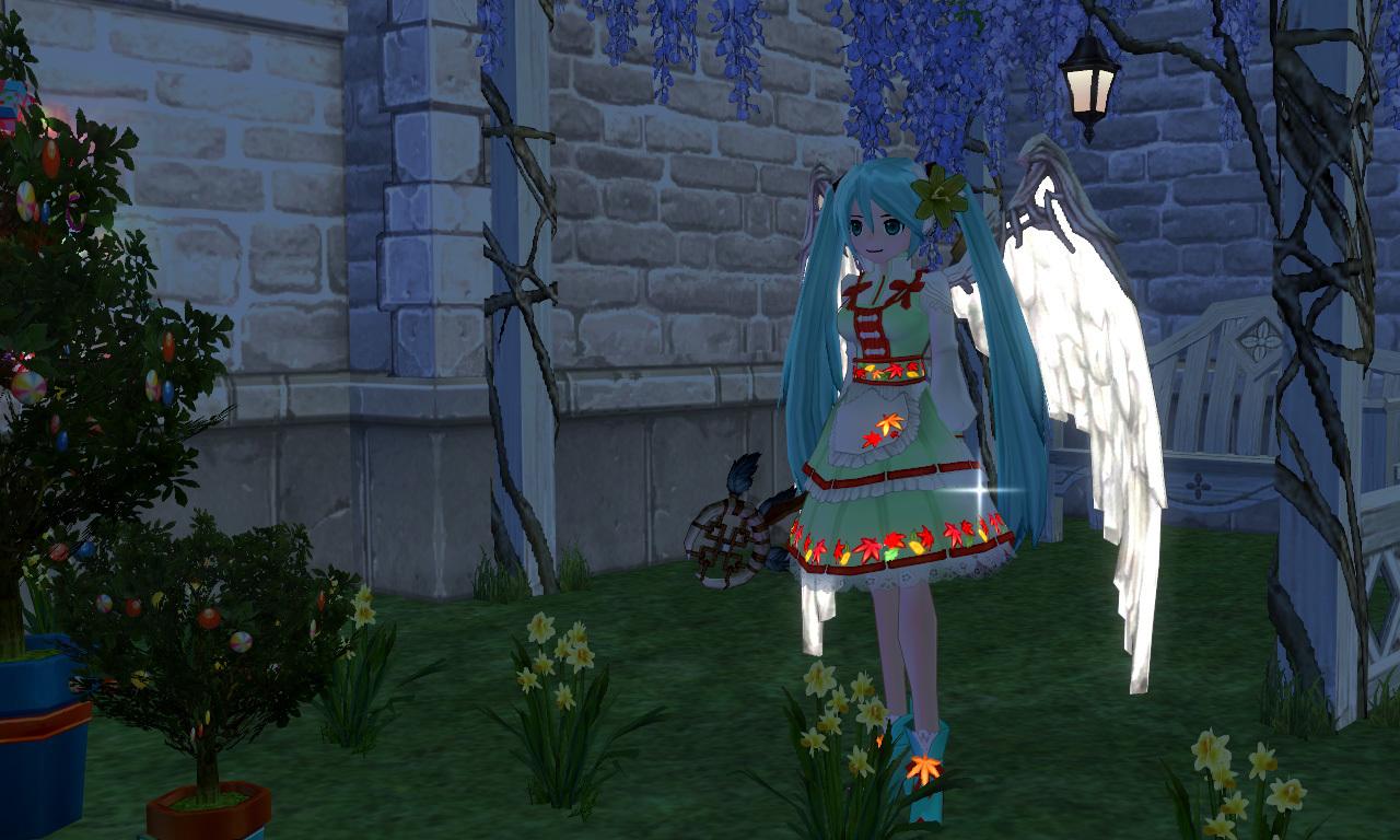 秋色の衣装4