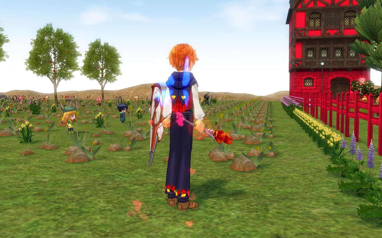 秋色の衣装2