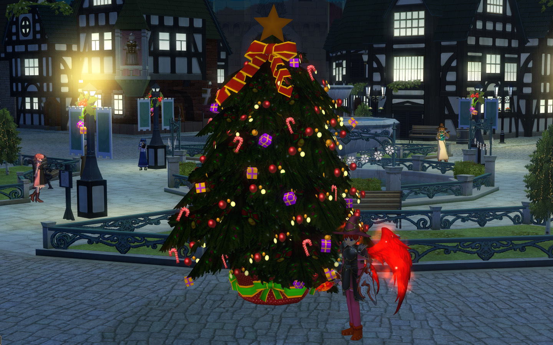クリスマス風景3