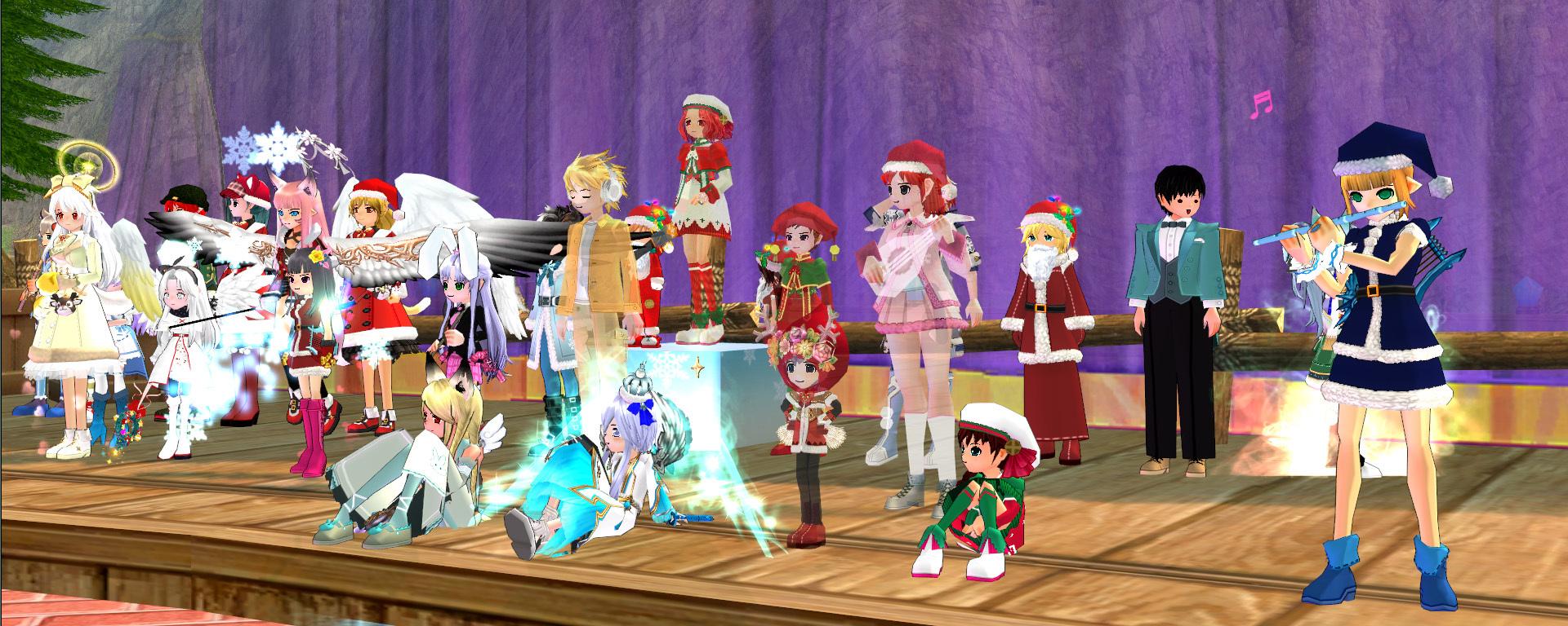 第4回ルエリクリスマス演奏会-15