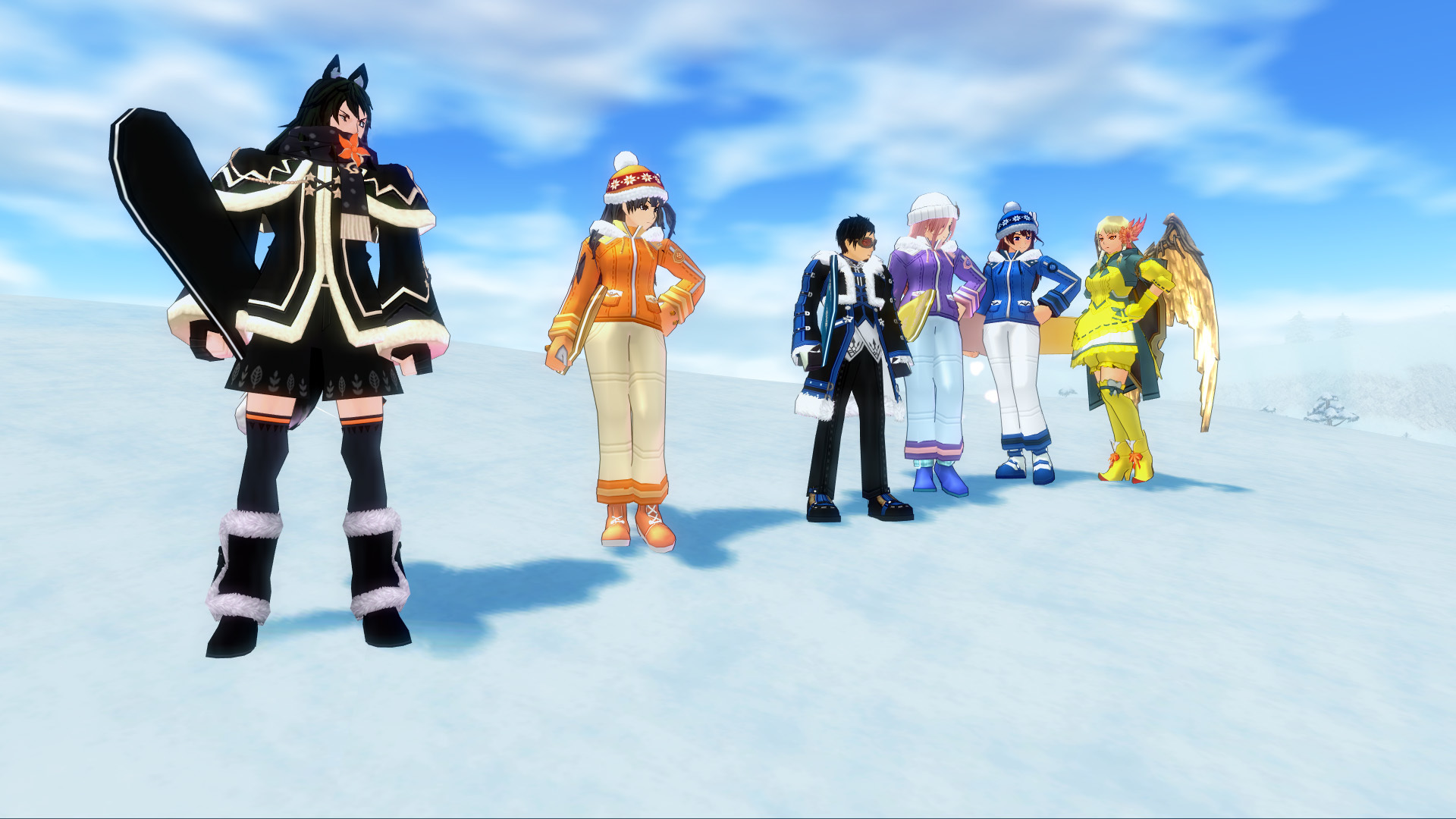 雪遊び撮影会03