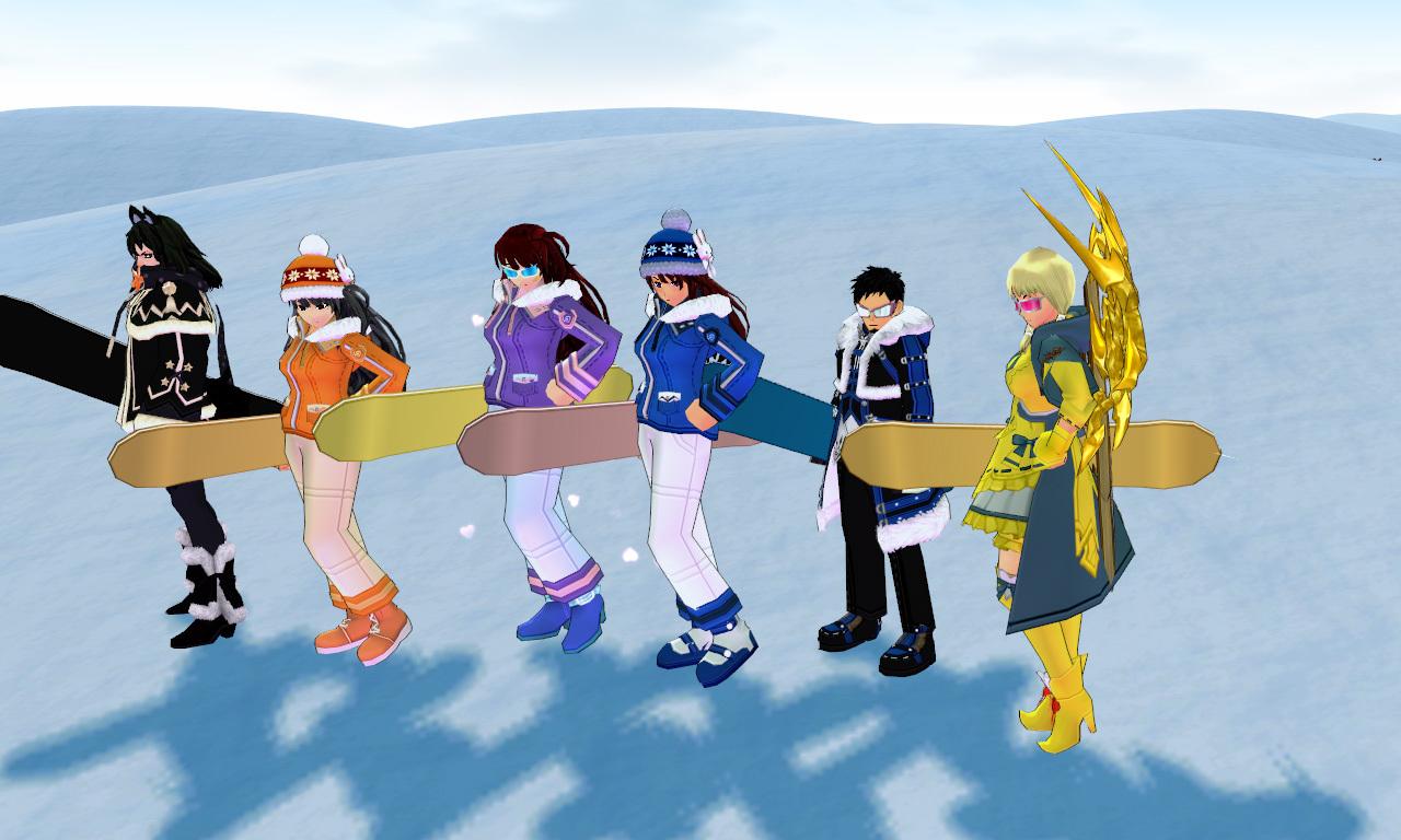 雪遊び撮影会04