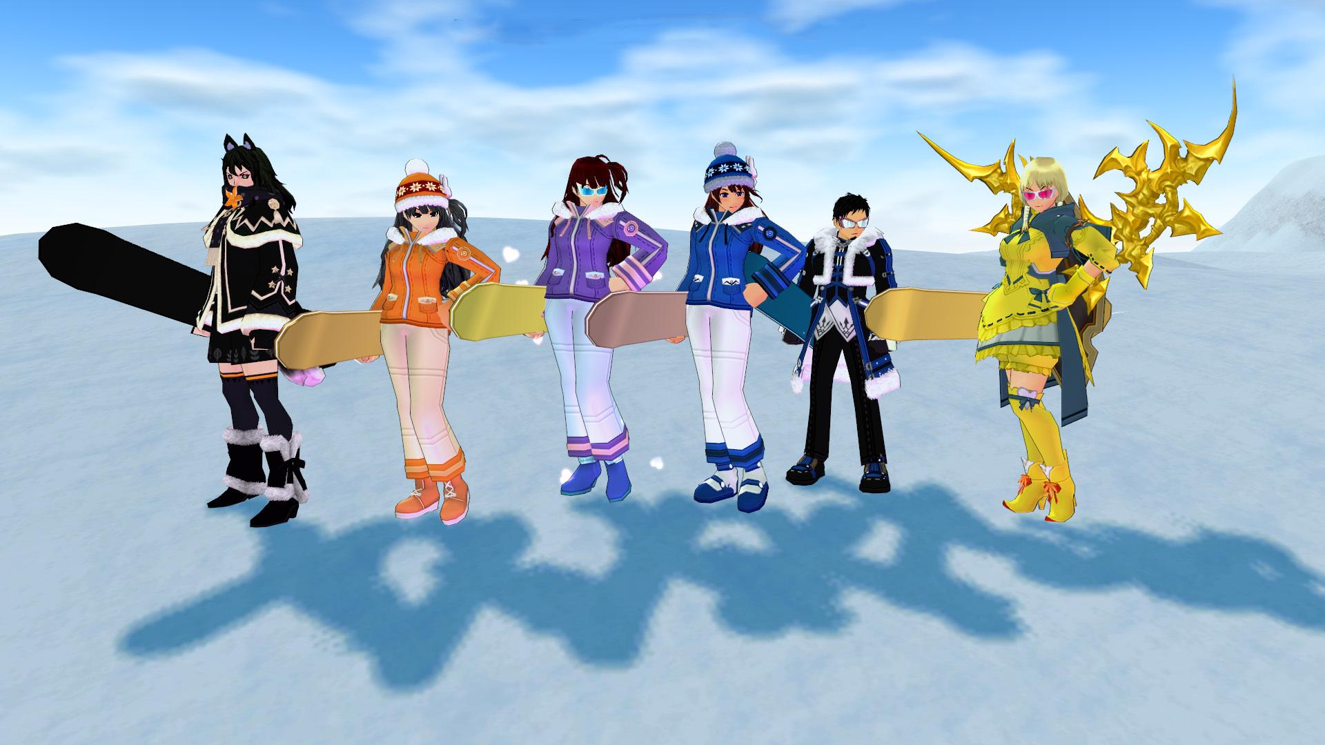 雪遊び撮影会05