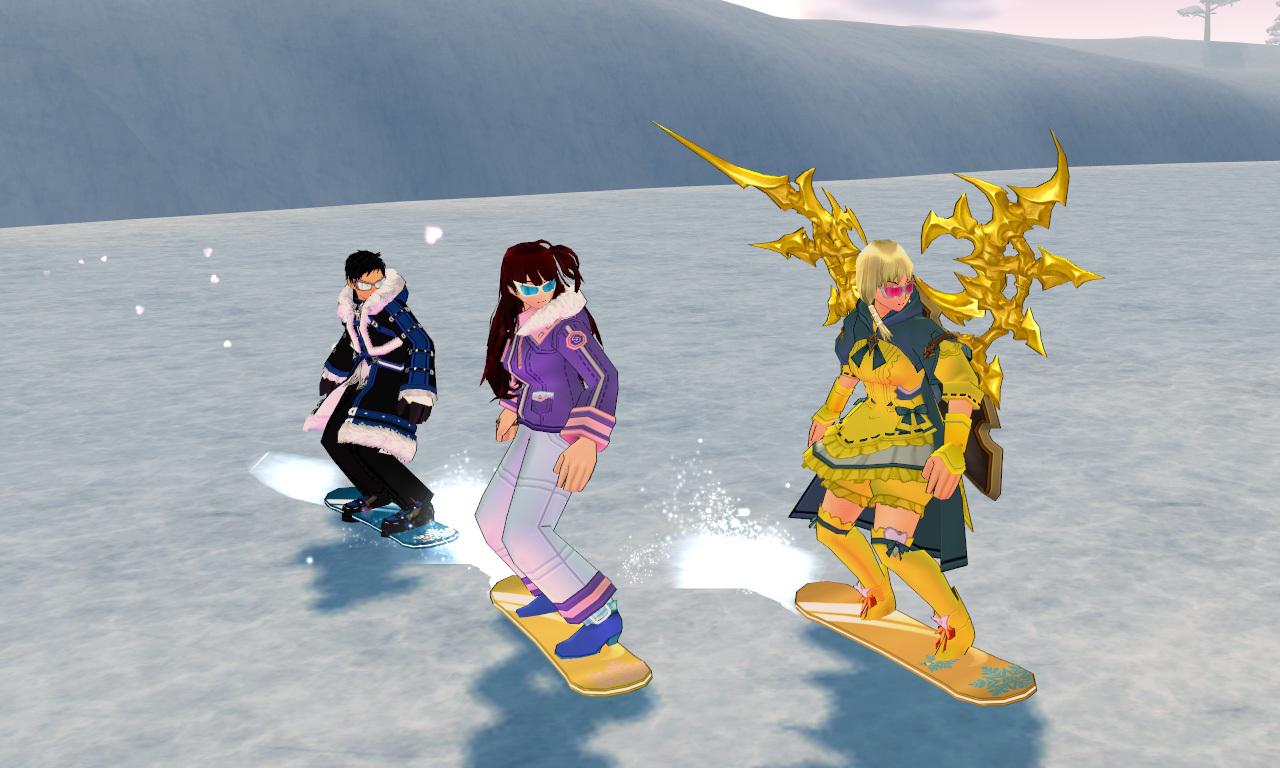 雪遊び撮影会09