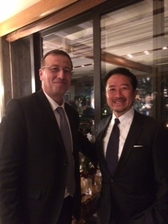 Italian General Consul in Osaka