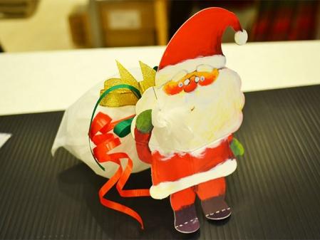 クリスマス2018トイサンタ袋